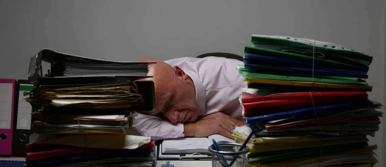 tired after work | yikigai