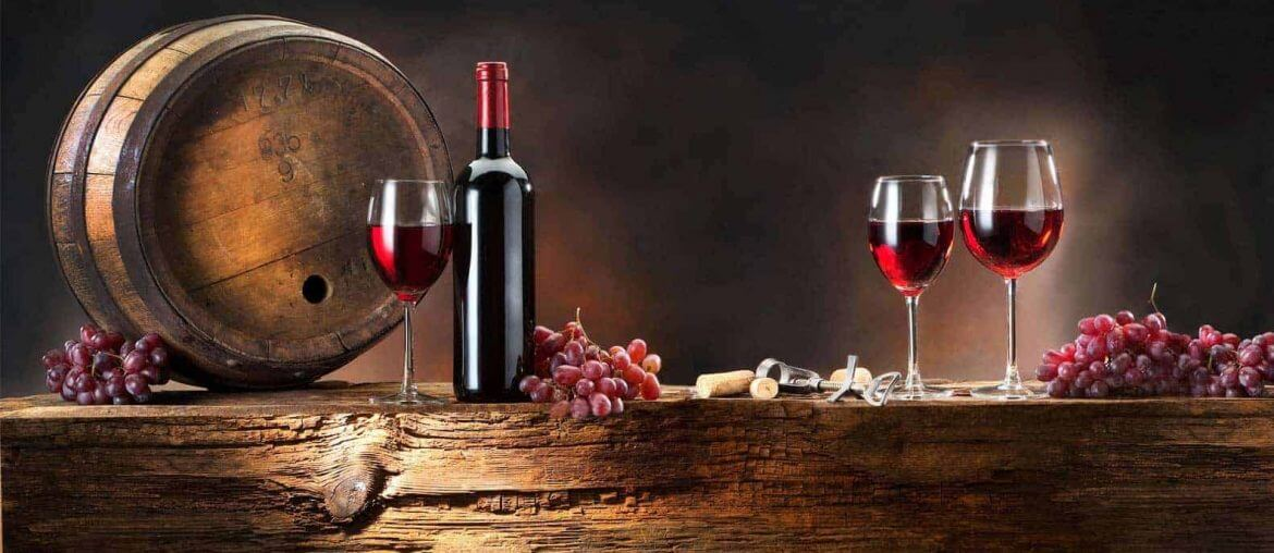 benefits of red wine at Yikigai